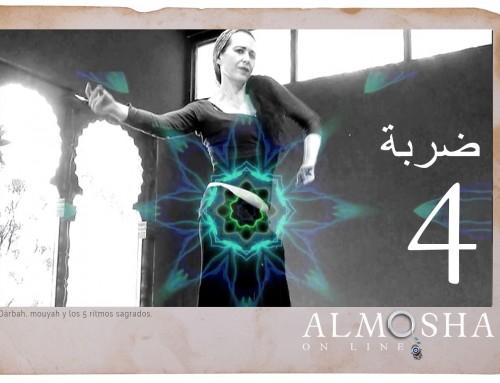 Clase 4 Dárbah y Mouyah. Los 5 Ritmos Sagrados